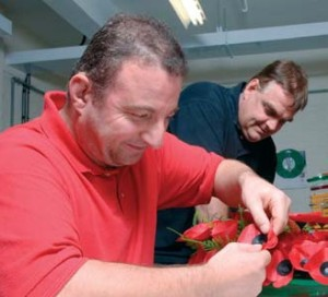 Poppy Making