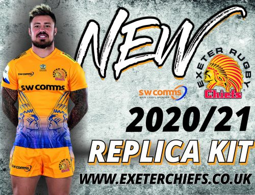 FDS are Proud to Sponsor Exeter Chiefs for the 2020/21 Season