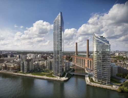 FDS secure a new contract for a London Power Station Conversion