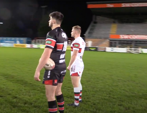 FDS are Proud to Sponsor Plymouth Albion RFC