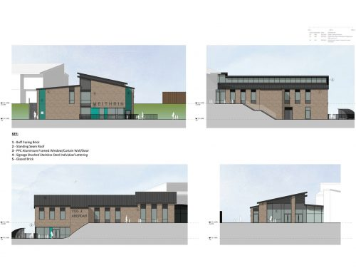 New Project for YGG School – Aberdar, Wales