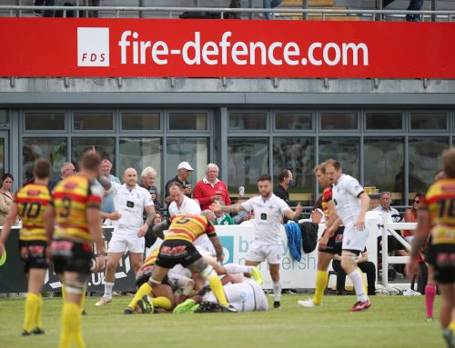 FDS Secure New Stand Rights at Plymouth Albion