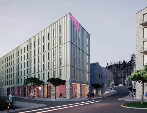 FDS secure fire protection contract for Moxy Hotel – Plymouth